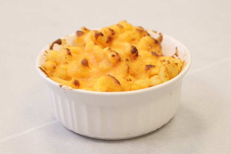 Cooked mac n cheese