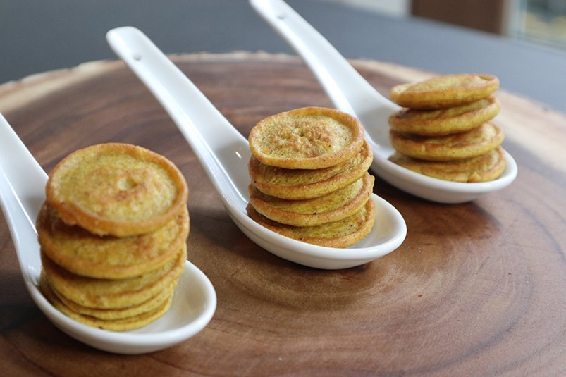 Hidden Veggie Pancakes